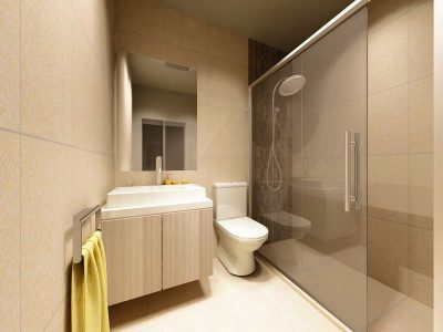 10. Master Bathroom