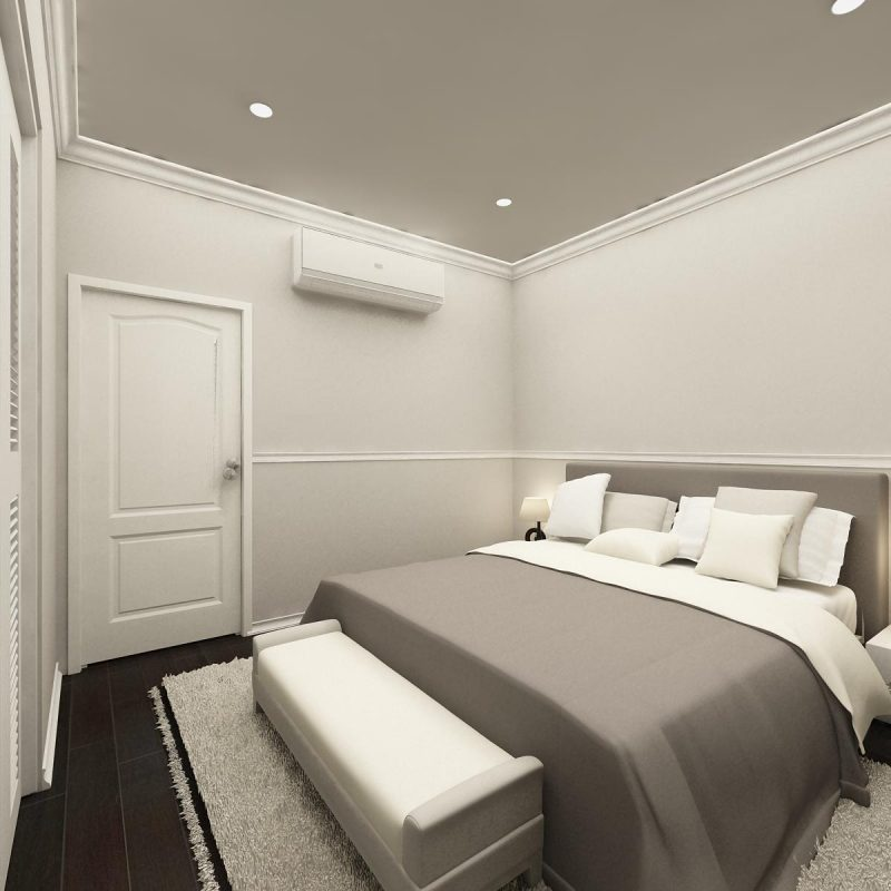 Loyang Valley Master Bedroom