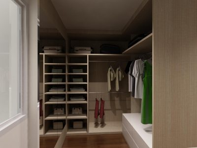 32. Walk In Wardrobe