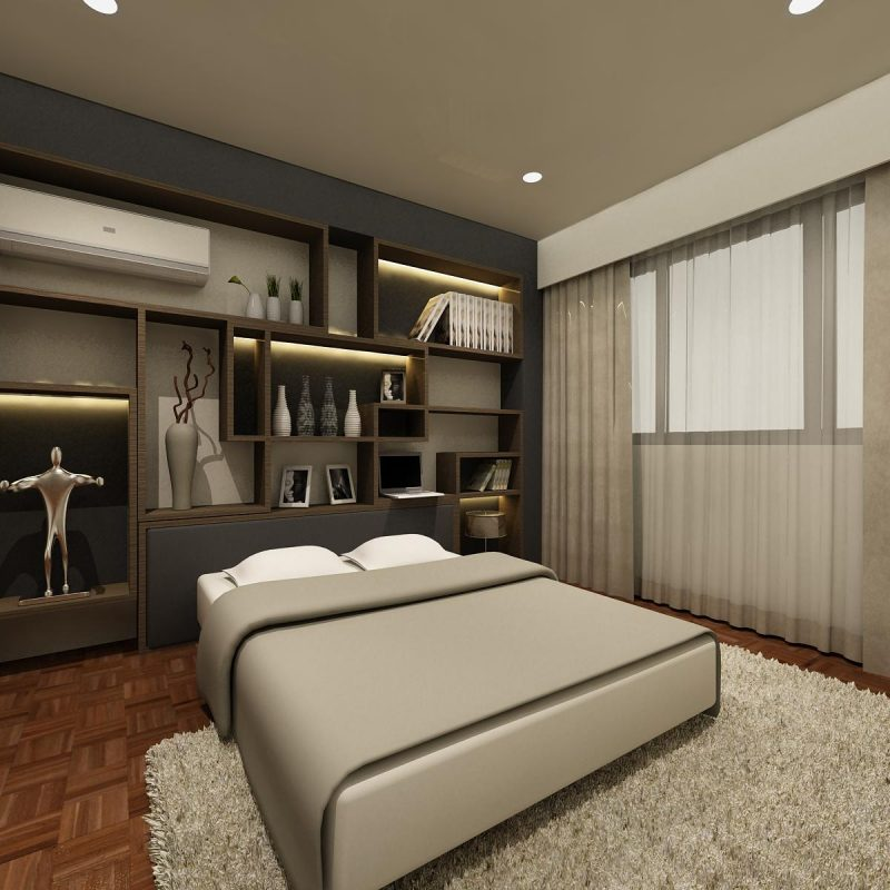 Telok Kurau Common Bedroom
