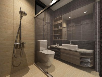 60. Master Bathroom
