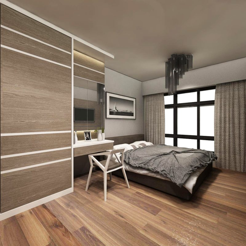 Upp Serangoon View MASTER BEDROOM 2