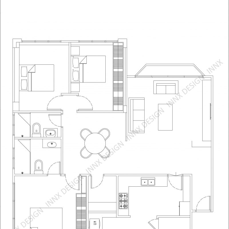 Telok Kurau Floor Plan